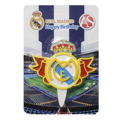شمع رئال مادرید