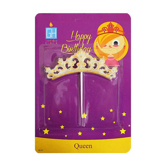 شمع تاج ملکه