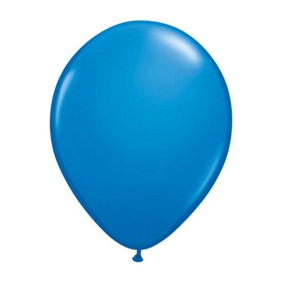 بادکنک آبی پررنگ
