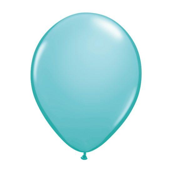 بادکنک سبز آبی