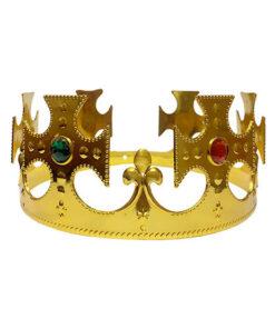 تاج صلیبی طلایی