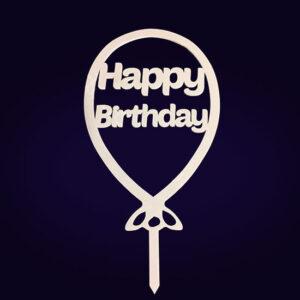 تاپر تولد مبارک
