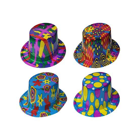 کلاه شاپو طرحدار بلند