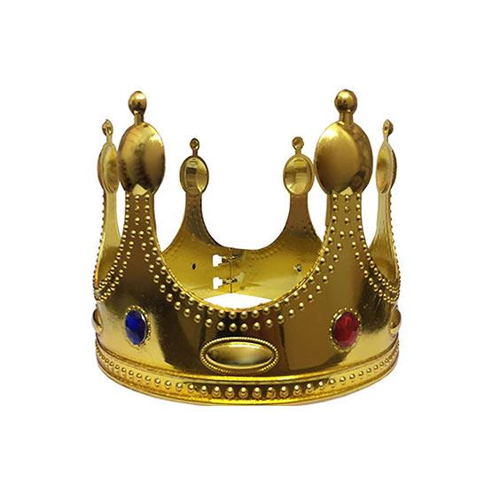 تاج پادشاهی طلایی