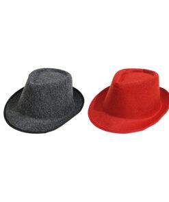 کلاه شاپو نمدی ساده