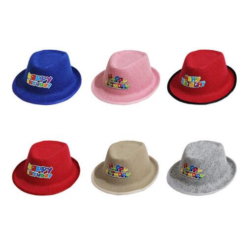 کلاه شاپو نمدی هپی کوچک